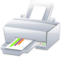 Product picture HP DESIGNJET 200 PRINTER SERVICE MANUAL