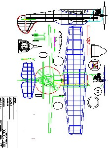 Product picture 250 HIGHLY DETAILED R/C AIRPLANE AIRCRAFT PLANS