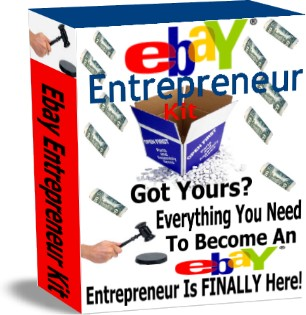 Product picture eBook: eBay Entrepreneur Kit | eBAY POWERSELLER SHARES ALL. Make Serious Money On eBay With this info + BONUS OFFER